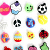 Various Rubber Buttons Charms for Kids Shoe