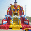 Commercial Clown Inflatable Slide (CYSL-569)