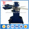 1color 6station Label Rotary T Shirt Screen Printing Machine