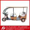 Yudi Fpg Brand Icat New Model Battery Electric Auto Rickshaw Three Wheeler