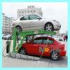 2 Level Two Post Tilt Garage Hydraulic Car Parking Lift