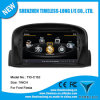 Car Audio for Ford Fiesta 2009-2012 with Built-in GPS A8 Chipset RDS Bt 3G/WiFi DSP Radio 20 Dics Momery (TID-C152)