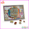 2014 New Wooden Kids Stamp Toys, Popualr Children Stamp Toys and Hot Selling Wooden DIY Stamp Toys with Best Price W03A014