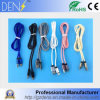 Nylon Insulated USB Charging and Data Cable for iPhone Samsung