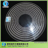 4mm Round Tempered Painted LED Glass Panel