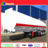 Flammable Liquid Diesel Fuel Petrol Cimc Oil Tanker Semi Trailers