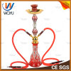 Red Flame Iron Shisha Accessories Water Pipes Hookah
