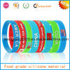Promotion Cheap Customed Rubber Silicone Bracelet Wristband Bangle (WY-LB022)