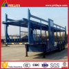 2 Axles 6 Car Carrier Trailer for Car Transportation
