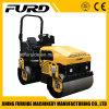 3t Double Drum Soil Compactor Road Roller
