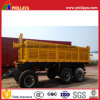 Hydraulic Small Tipper Dumper Farm Dump Trailer with Drawbar