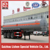 Low Price Tri-Axle Carbon Steel Tanker Semi Trailer
