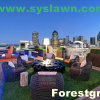 Outdoor Recreation, Playhouses Parks Artificial Lawn Leading Artificial Grass Manufacturer China