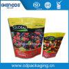 Plastic Flexible Dried Frozen Fruit Zip Lock Packaging Bag