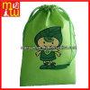Green Non-Woven Drawstring Bag