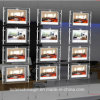 LED Picture Frame for Floor Display Window