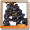 3A Indian Virgin Hair Loose Wave /Human Hair Weaving