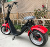 Popular Harley Scooter 1200W 60V Fat Tyre Citycoco Electric Scooter