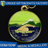 Custom Pacific North West Zinc Alloy Metal Medals