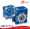 Cast Aluminum Worm Gear Speed Reducer Double Stage Gearbox