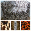 Faux Fur Animal Print Fabric