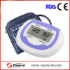 Fully Automatic Upper Arm Digital Blood Pressure Monitor with AC Adapter