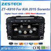 Car Radio for KIA Sorento 2015 with DVD GPS Audio