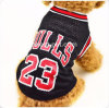 New Pet Product Dog Sports Clothes, Basketball Team Dog Clothing