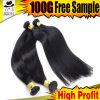 8A Brazilian Hair in Natural Bulk Hair
