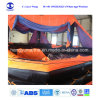 30 Persons Throw Overboard Marine Inflatable Life Raft