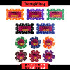 American Dice Poker  Chip Set (810PCS) (YM-TZCP0043)
