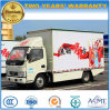 Dongfeng 4X2 Outdoor Stage Truck 6tons Mobile Stage Performing LED Vehicle