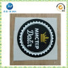 Custom Self Adhesive Waterproof Packing Roll Gold Foil Sticker (jp-s183)