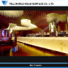 Splendid LED Solid Surface Marble Bar Counter (TW-MACT-143)