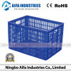 Plastic Turnover Basket Injection Molding Fo Fruit and Vegetable