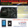 Best Smartphone Full-Band GPS GSM Car Alarm System