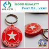 PVC Keychain Factory/Novelty Cheap Customized Keyring