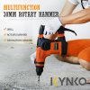 Kynko 1050W Multifunction Rotary Hammer 30mm Kd-68