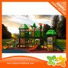 2017 New Design Kids Outdoor Curving Tube Slide for Sale