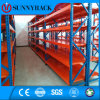 Medium Duty Shelving with Galvanized Steel Panel