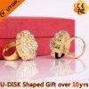 Boutique Gifts Crystal Novel USB Flash Stick (YT-6271)