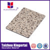Alucoworld Fireproof Interior Wall Decoration Material with Superior Weathering Resistance