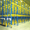 Mobile Pallet Rack with Remote Control