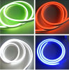 LED Neon Rope Light Warm White Waterproof SMD2835 50m