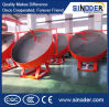 Disc Granulator, Organic Fertilizer Disc Granulator, Disc Pelletizer to Make Organic Fertilizer