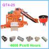 Cement Bricks Machine for Construction, Concrete Block Making Machine Tanzania