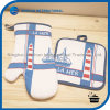 Kitchen Cotton Baking Oven Gloves and Pot Holders Set