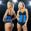 Women′s Workout Latex Waist Cincher Corset