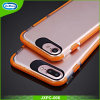 Premium Quality Shockproof Mobile Phone Case Clear TPU Cover for iPhone 7 7 Plus