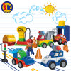 Variety of Car Story Blocks Toy for Kids